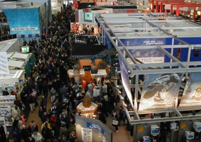 Exhibitors - full event project management
