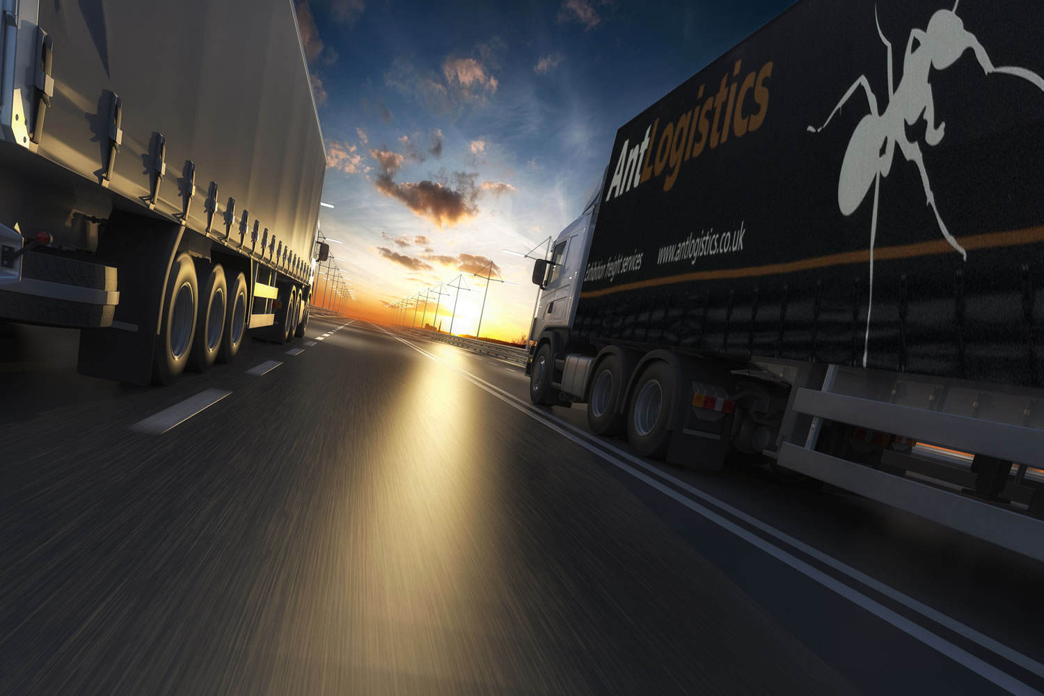 Road Freight - Exhibition & Events Logistics